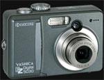 Kyocera Yashica to introduce 5 MP EZ-5030 - Digital cameras, digital camera reviews, photography views and news news