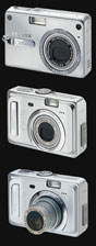Pentax announces 3 new Optio digital cameras - Digital cameras, digital camera reviews, photography views and news news