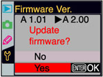 Firmware version 2.0 released for Nikon D70 - Digital cameras, digital camera reviews, photography views and news news