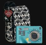 Gwen Stefani's custom-designed HP digital camera - Digital cameras, digital camera reviews, photography views and news news