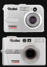 Rollei announces Prego dp5500 and dp6000 - Digital cameras, digital camera reviews, photography views and news news