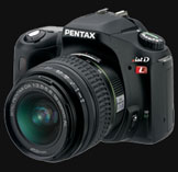 Pentax announces *ist DL with 2.5 inch monitor - Digital cameras, digital camera reviews, photography views and news news