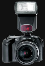 Samsung announces 15x zoom Digimax PRO815 - Digital cameras, digital camera reviews, photography views and news news