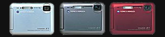 The Konica Minolta X1: 8 Anti-Shake megapixels - Digital cameras, digital camera reviews, photography views and news news