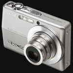New Casio EX-Z500: 500 shots on a single charge - Digital cameras, digital camera reviews, photography views and news news