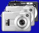 New Casios focus on user-friendly convenience - Digital cameras, digital camera reviews, photography views and news news
