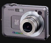 The Casio EX-Z750 is now available in anthracite - Digital cameras, digital camera reviews, photography views and news news