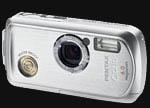 Pentax announces six megapixel Optio WPi - Digital cameras, digital camera reviews, photography views and news news