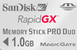 SanDisk launches RapidGX Pro Duo Gaming card - Digital cameras, digital camera reviews, photography views and news news
