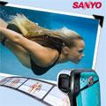 Sanyo debuts the Xacti E1 waterproof camcorder - Digital cameras, digital camera reviews, photography views and news news