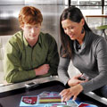 Microsoft unveils Surface Computing technology - Digital cameras, digital camera reviews, photography views and news news