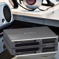Sony launches 17-in-1 external multi-card reader - Digital cameras, digital camera reviews, photography views and news news