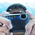 Underwater photography with Olympus 770 SW - Digital cameras, digital camera reviews, photography views and news news