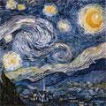 "Van Gogh's ""Starry Night"" at 1.500.000.000 pixels - Digital cameras, digital camera reviews, photography views and news news"