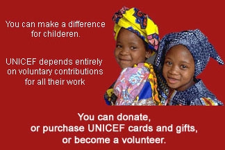 Support UNICEF, you can make the difference! - Digital cameras, digital camera reviews, photography views and news news
