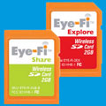 Eye-Fi unveils new family of wireless products - Digital cameras, digital camera reviews, photography views and news news