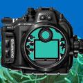 Olympus Underwater Housing PT-E05 for E-520 - Digital cameras, digital camera reviews, photography views and news news