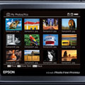 Epson P-6000 / P-7000 multimedia photo viewers - Digital cameras, digital camera reviews, photography views and news news