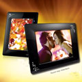 Transcend introduces new 8 inch digital photo frame - Digital cameras, digital camera reviews, photography views and news news