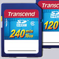 Transcend releases 4-16GB SDHC HD video cards - Digital cameras, digital camera reviews, photography views and news news