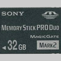 Sony introduces 32GB Memory Stick PRO Duo card - Digital cameras, digital camera reviews, photography views and news news