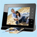 JOBO introduces the new ScanViewer picture frame - Digital cameras, digital camera reviews, photography views and news news