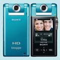 Sony introduces new - bloggie - MP4 video camera - Digital cameras, digital camera reviews, photography views and news news