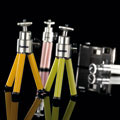 Hama introduces new colorful Mini Mix tripods - Digital cameras, digital camera reviews, photography views and news news