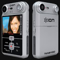 The ION TWIN records video on front and back - Digital cameras, digital camera reviews, photography views and news news