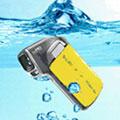 Sanyo launches Full HD underwater Dual Camera - Digital cameras, digital camera reviews, photography views and news news