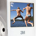 3M CP40 Shoot 'n Share Camcorder Projector - Digital cameras, digital camera reviews, photography views and news news