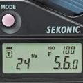 Sekonic announces the L-308DC light meter - Digital cameras, digital camera reviews, photography views and news news