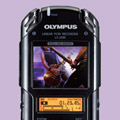Olympus adds video to the LS-20M Voice recorder - Digital cameras, digital camera reviews, photography views and news news