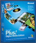 Click here to read more about the Microsoft Plus! Digital Media Edition