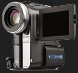 Sony DCR-PC330: world's first 3 Mp Handycam - Digital cameras, digital camera reviews, photography views and news news