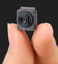 Sharp introduces industry's smallest & thinnest CCD - Digital cameras, digital camera reviews, photography views and news news