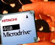 Hitachi ships high performance 4GB Microdrive; - Digital cameras, digital camera reviews, photography views and news news