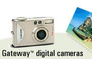 Digital Cameras at www.gateway.com