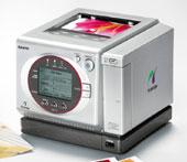 Sanyo announces the digital photo printer DVP-P1 - Digital cameras, digital camera reviews, photography views and news news
