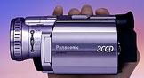 The Panasonic PV-GS100