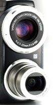 Samsung introduces its 2nd generation DuoCam - Digital cameras, digital camera reviews, photography views and news news
