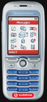 Vodafone & Sony Ericsson F500i camera phone - Digital cameras, digital camera reviews, photography views and news news