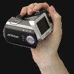 JVC GZ-MC100 & MC200 digital media cameras - Digital cameras, digital camera reviews, photography views and news news