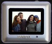 Magpix introduces ultra portable, digital photo album - Digital cameras, digital camera reviews, photography views and news news