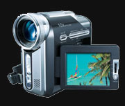 Samsung's first 2.11 Mega Pixel digital camcorder - Digital cameras, digital camera reviews, photography views and news news