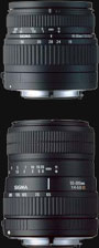 Sigma launches new zoom lenses for digital SLRs - Digital cameras, digital camera reviews, photography views and news news