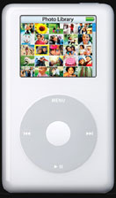 Apple expands iPod photo line with 30GB version - Digital cameras, digital camera reviews, photography views and news news