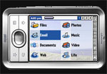 palmOne introduces the LifeDrive Mobile Manager - Digital cameras, digital camera reviews, photography views and news news
