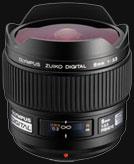 Olympus ZUIKO DIGITAL ED 8mm F3.5 Fisheye - Digital cameras, digital camera reviews, photography views and news news