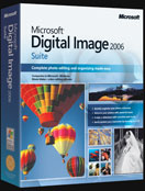 Microsoft announces Digital Image Suite 2006 - Digital cameras, digital camera reviews, photography views and news news